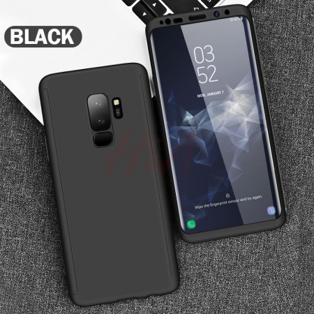 Husa 360 Samsung S9 - Negru [4]