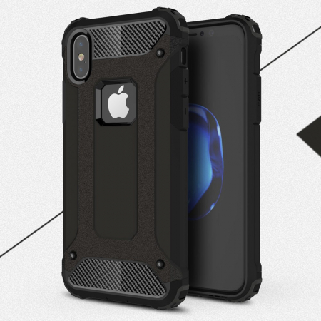 Husa armura strong Iphone Xr - 3 culori2