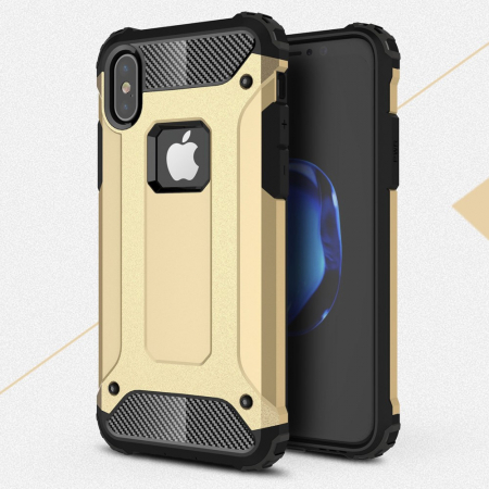Husa armura strong Iphone Xs Max - 3 culori0