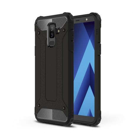 Husa armura strong Samsung A6 plus (2018) - 3 culori2