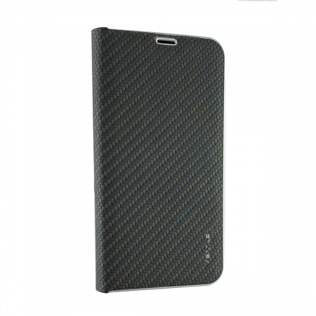 Husa carte Venus carbon Iphone X/Xs - negru1