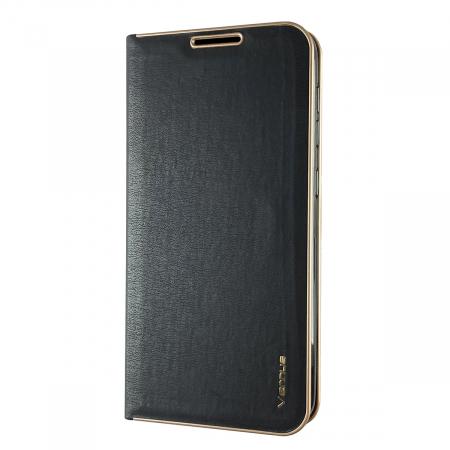 Husa carte Venus Samsung A20E -Negru [0]
