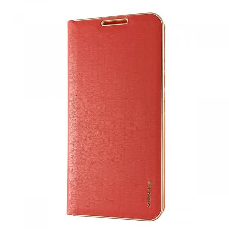 Husa carte Venus Samsung A40 - Rosu0