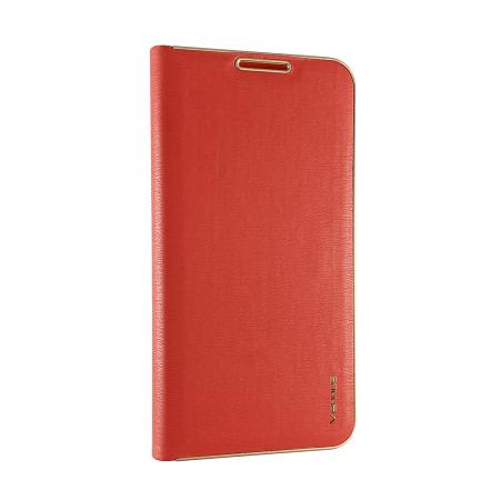 Husa carte Venus Samsung A40 - Rosu1