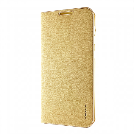 Husa carte Venus Samsung J3 (2017) - Gold0