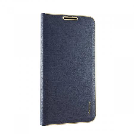 Husa carte Venus Samsung J7 2017 - Albastru1