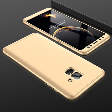 Husa GKK Samsung A5/A8 (2018), Gold [0]