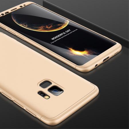 Husa GKK Samsung A5/A8 (2018), Gold [1]