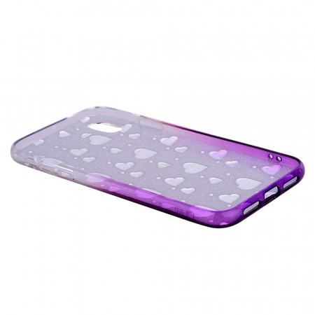 Husa Iphone Xr silicon cu inimioare2