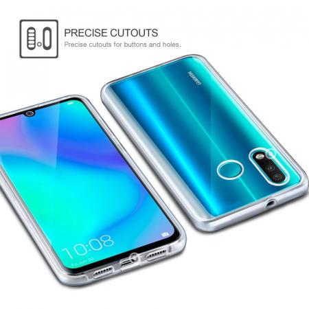 Husa silicon 360 fata+spate Huawei Y6 (2019)1