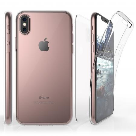 Husa silicon 360 fata+spate Iphone Xr0