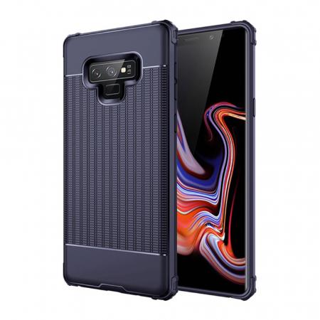 Husa silicon anti shock cu striatii Samsung Note 9 - 2 culori1