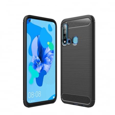 Husa silicon carbmat Huawei P20 Lite (2019)0