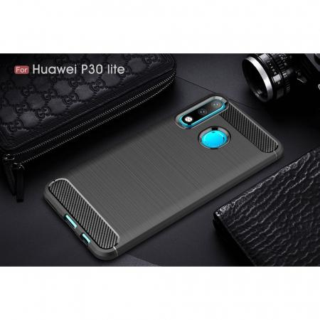 Husa silicon carbmat  Huawei P30 Lite1