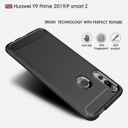 Husa silicon carbmat Huawei Psmart Z1