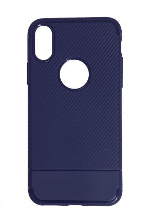 Husa silicon carbon 2 iphone X/Xs - 3 culori0