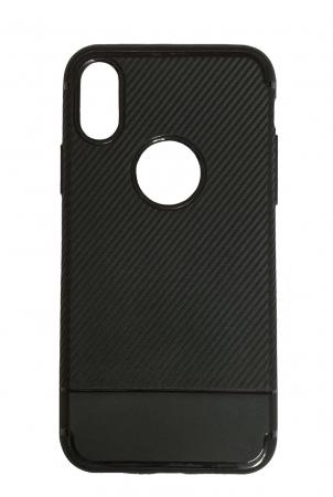 Husa silicon carbon 2 iphone Xr - 3 culori3