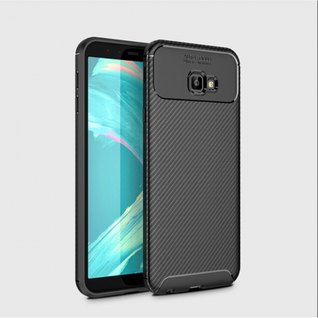 Husa silicon carbon 4 Samsung J4 plus (2018) - 3 culori1