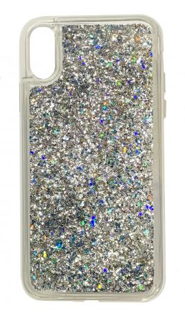 Husa silicon lichid-sclipici Iphone Xr - 5 culori4