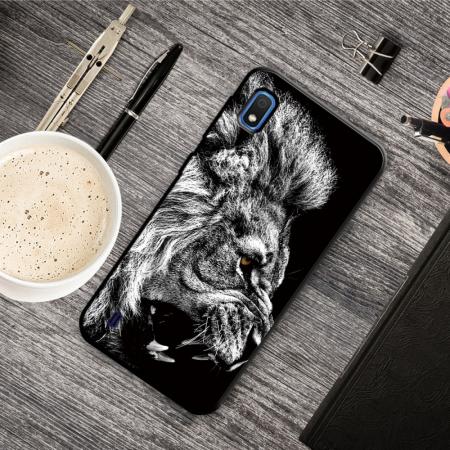 Husa silicon model leu Samsung A101