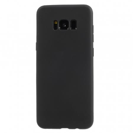 Husa silicon slim mat Samsung S8 plus0