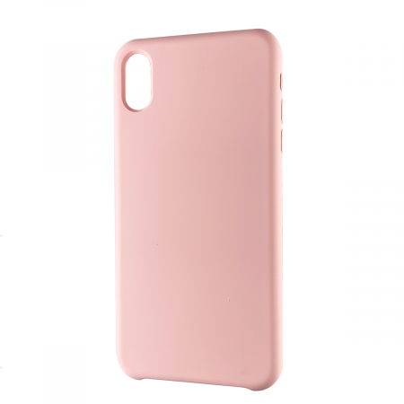 Husa silicon soft mat Iphone Xs Max - Rose0