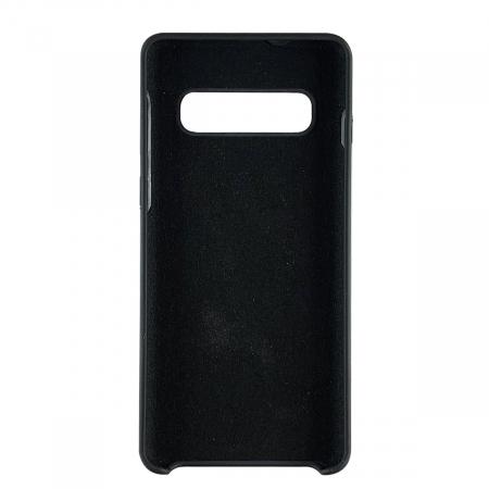 Husa silicon soft mat Samsung S10 Plus - Negru1