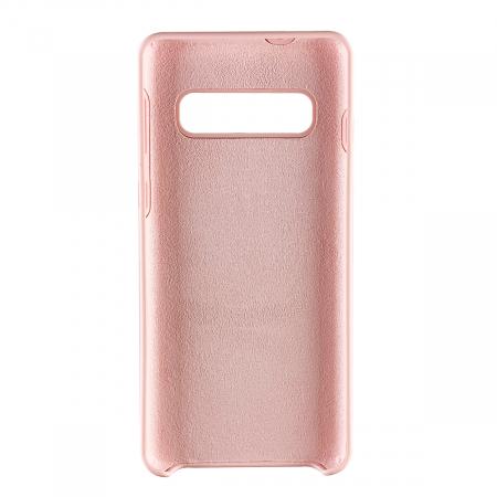 Husa silicon soft mat Samsung S10 Plus - Rose [1]