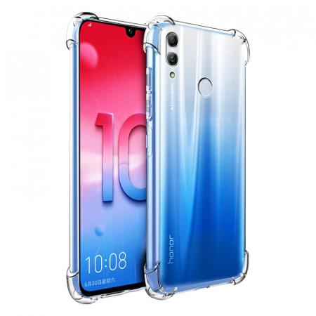 Husa silicon transparent anti shock Huawei Psmart (2019)0
