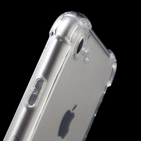 Husa silicon transparent anti shock Iphone 7/81