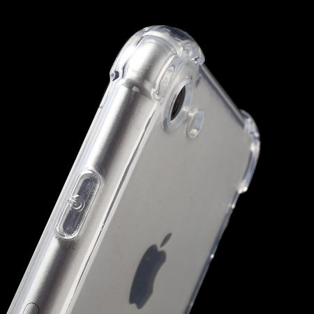 Husa silicon transparent anti shock Iphone 7/8 plus1