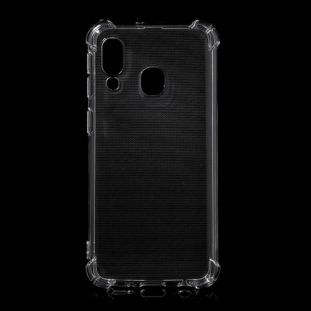 Husa silicon transparent anti shock Samsung A400