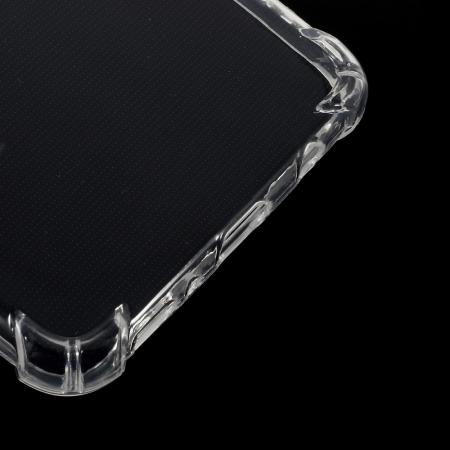 Husa silicon transparent anti shock Samsung A702
