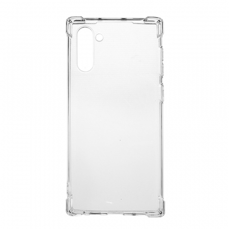Husa silicon transparent anti shock Samsung Note 100
