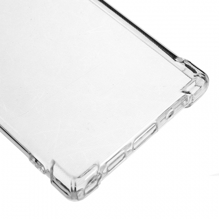 Husa silicon transparent anti shock Samsung Note 102