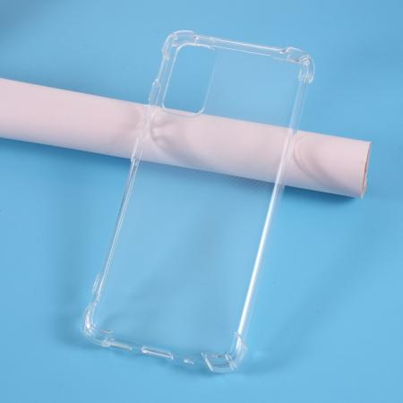 Husa silicon transparent anti shock Samsung S20 Ultra1