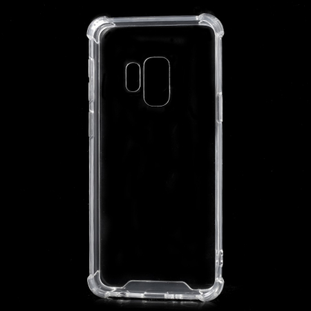 Husa silicon transparent anti shock Samsung S90