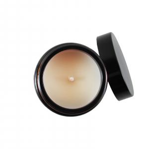 Lumânare parfumată din ceară de soia Măr și scorțișoară | Ambra3