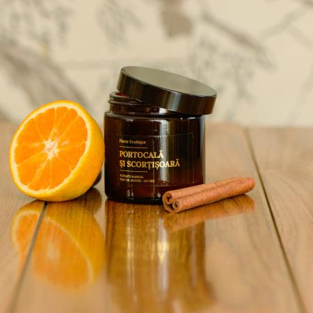 lumanare parfumata portocala si scortisoara [1]
