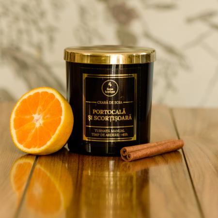 lumanare parfumata portocala si scortisoara [0]