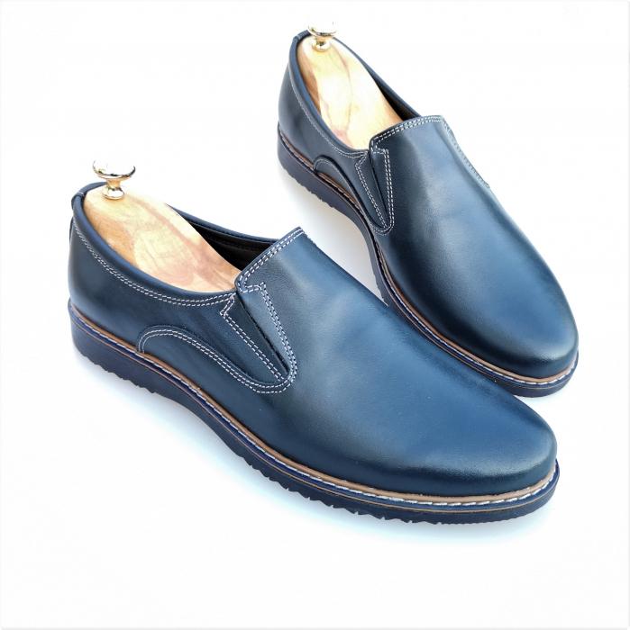 Pantofi de barbati casual confort cod MARIO-332 4