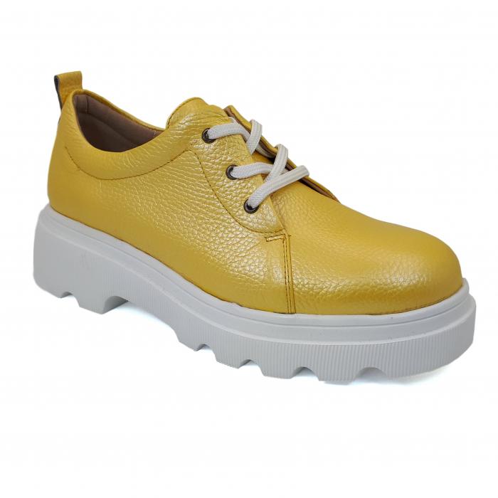 Pantofi dama casual confort COD-607 0