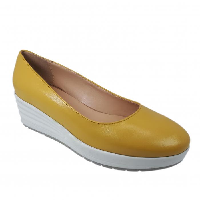 Pantofi dama balerine confort COD-613 0
