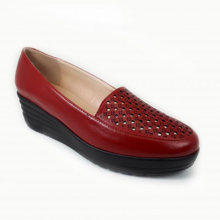 Pantofi dama balerine confort COD-719 0