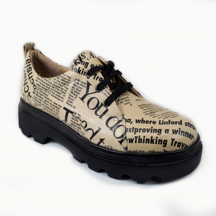 Pantofi dama casual COD-722 0