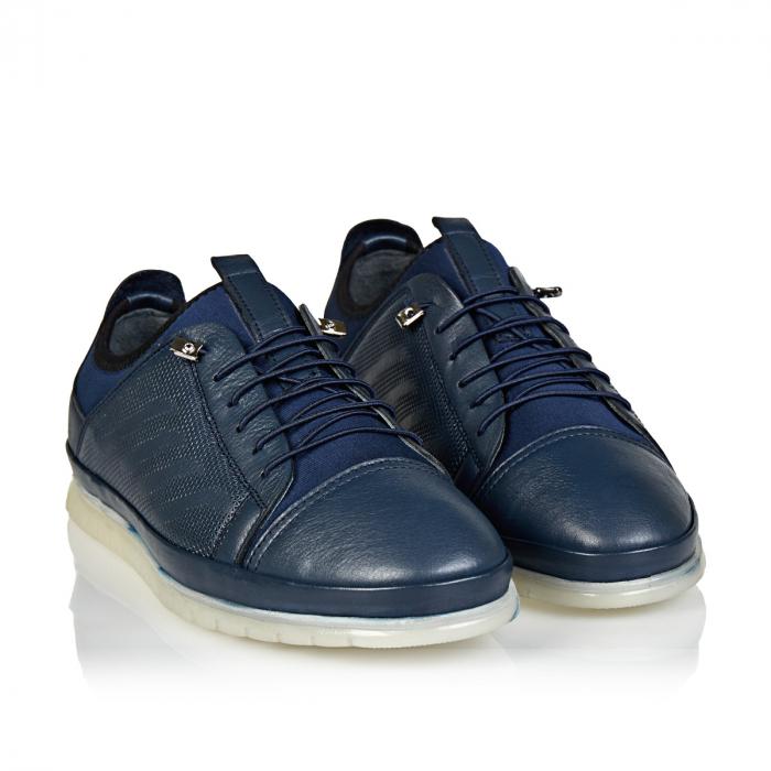 Pantofi de barbati casual confort COD-384 2