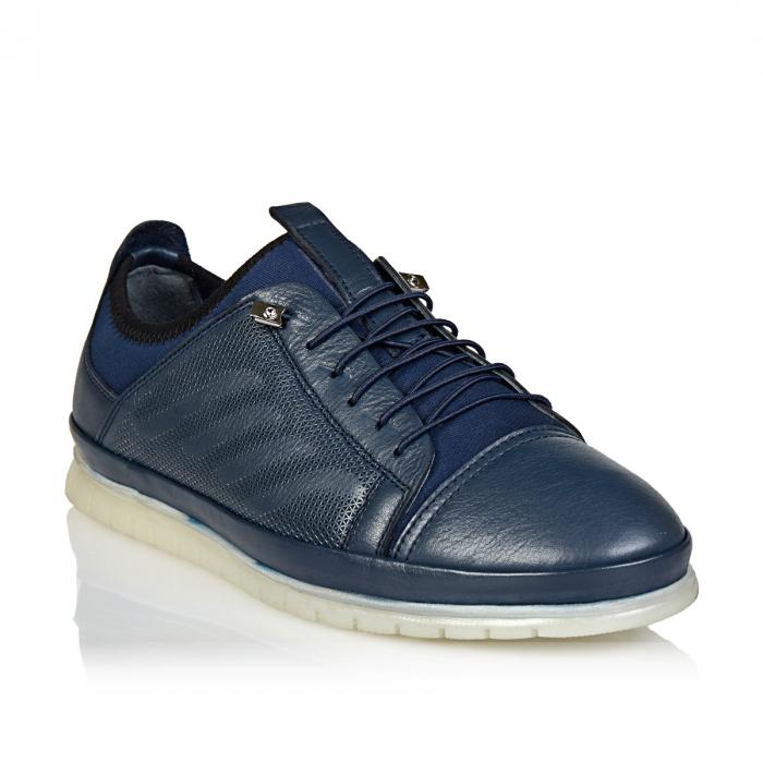 Pantofi de barbati casual confort COD-384 4