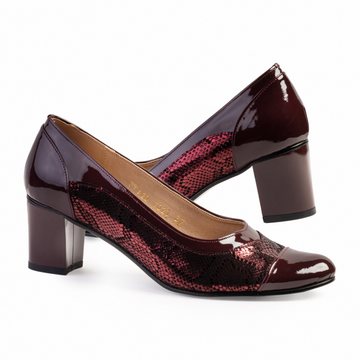 Pantofi dama eleganti COD-222 2