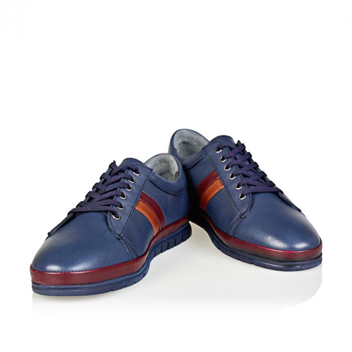 Pantofi de barbati casual confort COD-381 2