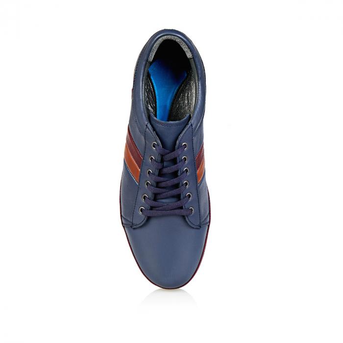 Pantofi de barbati casual confort COD-381 4